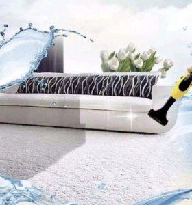 📌Химчистка, чистка мягкой мебели!