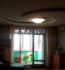 Квартира, 1 комната, 65.3 м²