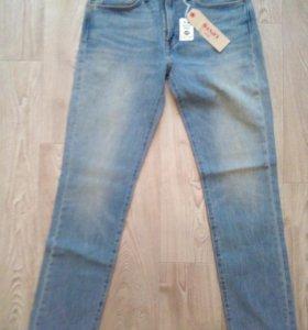 Новые джинсы Levi's 511 (оригинал) размер 34/34.