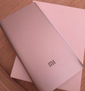 Внешний аккумулятор Xiaomi Mi 5000 mAh новый