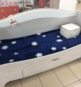 Новая кровать «Акварель»