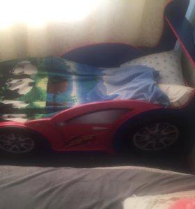 Детско-подростковая кровать