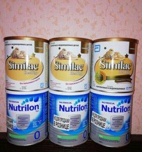 Питание для маловесных и недоношенных детей