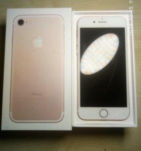 iPhone 7.Rose Gold.32Gb.
