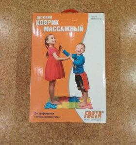 Массажный детский коврик Fosta F0810