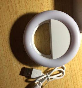 Кольцо для фото