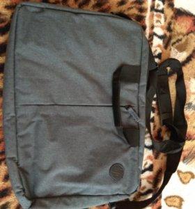Новая сумка для ноутбука 15.6 д.