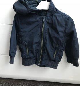 Детская куртк