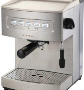 Кофемашина zelmer supremo