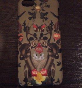 Бампер на айфон 5с