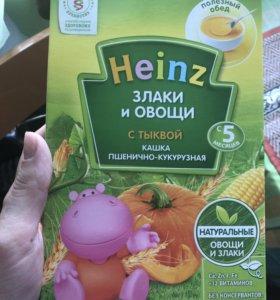 Кашка Heinz тыквенная