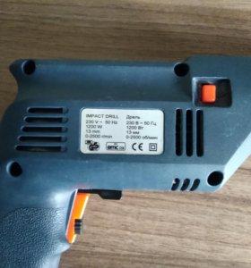 дрель ударная Komfort SP883