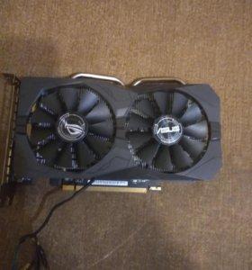 ASUS strix 1050ti от AMD
