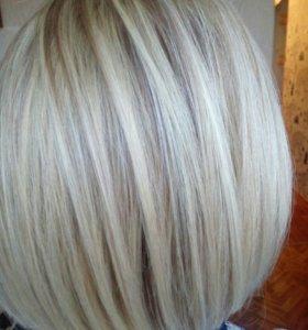 Услуги женского парикмахера на дому