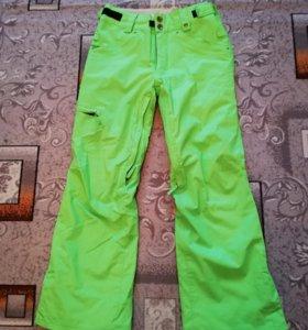 Сноубордические брюки (штаны)