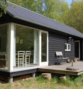 Мобильный Дом деревяный