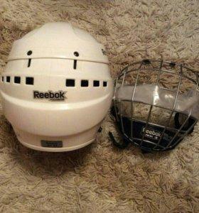 Шлем хоккейный Reebok 3k с забралом