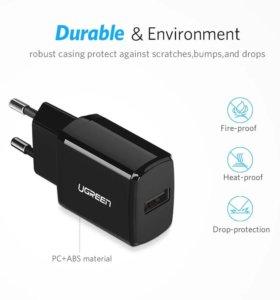 Зарядное устройство Ugreen 5 В 2.1A USB