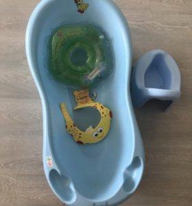Ванная, горшок,круг, козырёк