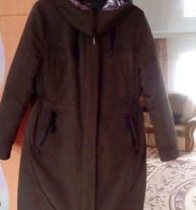 Зимняя куртка пальто