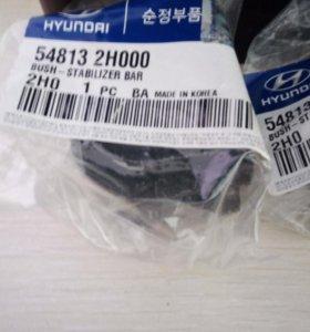 Втулки стабилизатора хендай i30