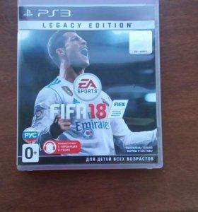 Fifa 18 PS 3