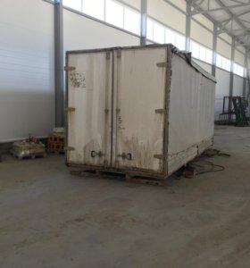 Тент фургон 6 метров
