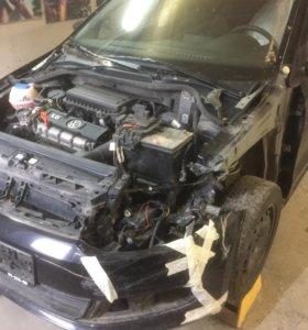 Кузовной ремонт, диагностика
