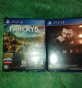 Продаю 2 игры