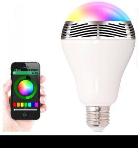 Светодиодные лампы колонки