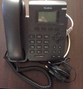 Телефон Yealink SIP-T19 E2