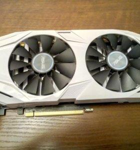 Видеокарта Asus GeForce DUAL-GTX1070-O8G