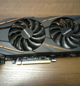 Видеокарта Gigabyte Radeon RX 480 WINDFORCE 8G