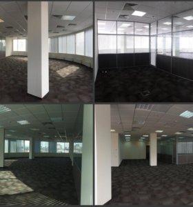 Аренда, офисное помещение, 408 м²
