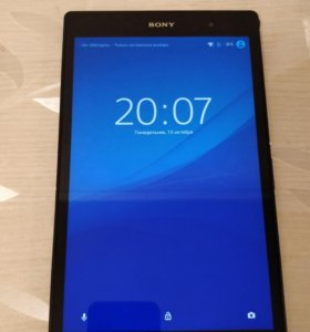 Sony Z3 Tablet Compact 16G LTE black