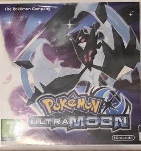 Продам игру Pokémon Ultra Moon для Nintendo 3DS
