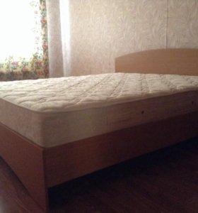 """Двуспальная кровать """"этюд"""""""