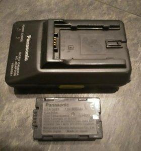 Зарядное устройство+аккамулятор