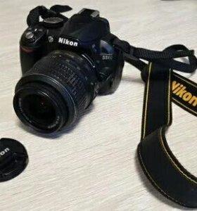 Зеркальный фотоапарат Nikon D3100