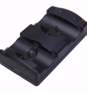PS3 зарядное устройство для джойстика и мува Sony