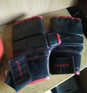 Мешок боксерский,защита нок,накладки на руки