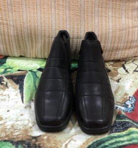 Новые туфли с мехом