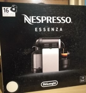 Nespresso essenza 19 bar