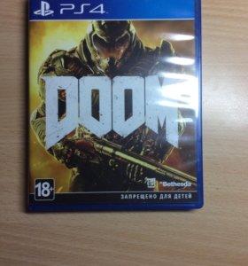 Игра Doom на ps 4