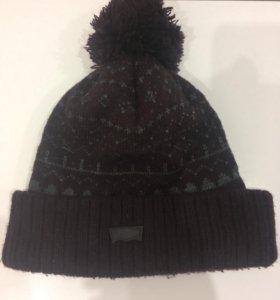 Зимняя шапка Levi's
