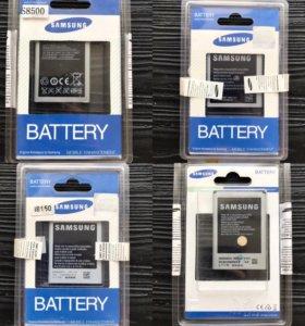 АКБ для Samsung S8500, G355-H, i8530, i8552 и др