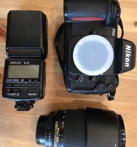 Комплект фототехники Nikon