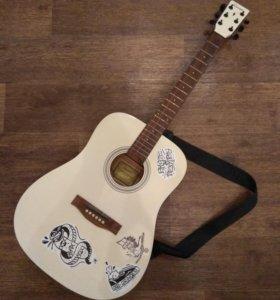 Акустическая гитара Tenson Dreadnoght D10