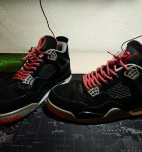 Кроссовки Air Jordan 4 retro