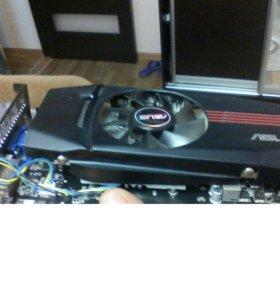 ASUS GeForce GTX 550 Ti DirectCU TOP 1G DDR5
